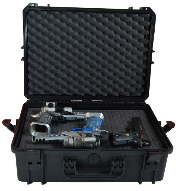 Valise Hard Case DAA (Taille XL) - Cliquer pour agrandir