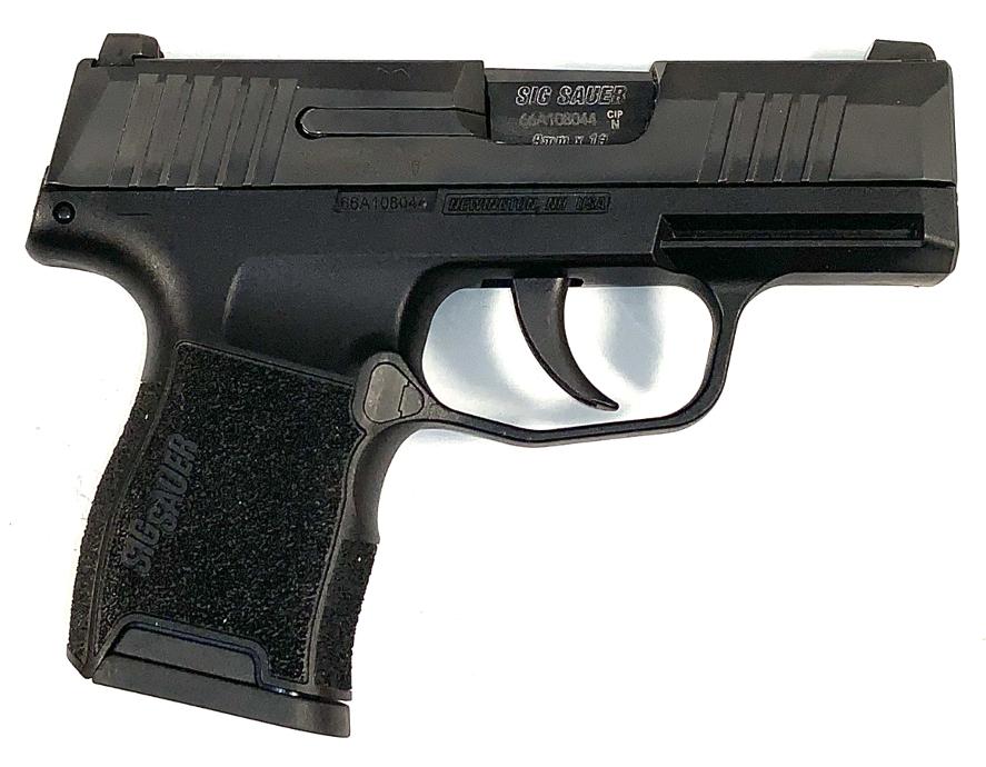 Revolver SIG SAUER P365 (arme occasion) - Cliquer pour agrandir
