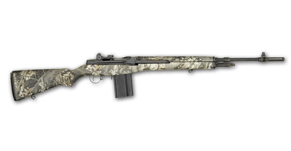 Srpingfield Armory M1A Standard Mossy oak - Clier pour agrandir