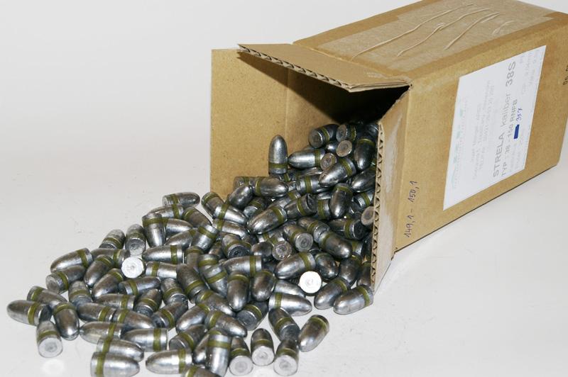 Balles ARES - Cliquer pour agrandir