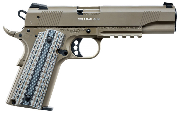 Pistolet Colt 1911 WALTHER