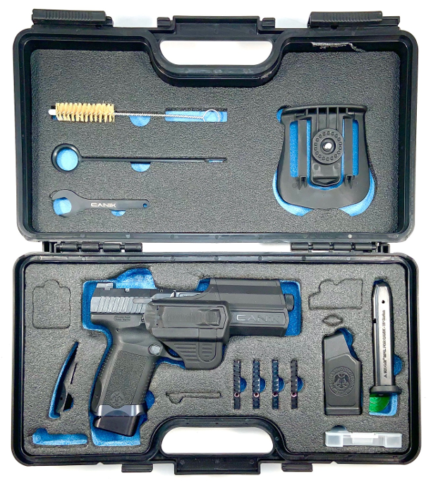 Pistolet Canik TP9 Elite Combat (arme occasion) - Cliquer pour agrandir