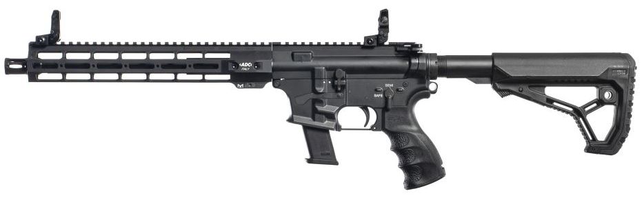 Carabine ADC - Armi Dallera Custom AR9 cal. 9X19 Division IPSC PCC canon 12,5